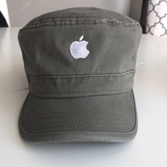 Apple logo baseball cap. M 5aa58145d39ca27ad881cd19 e473405a41f